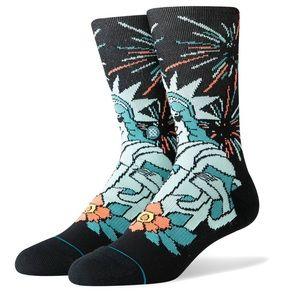 New Stance Freedom of Ice Cream socks size M
